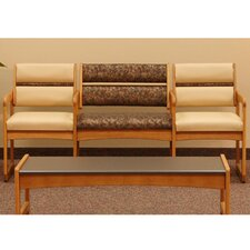 Valley Series Bariatric Three Seater