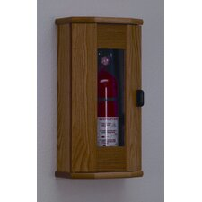 Fire Extinguisher Cabinet with Acrylic Door Panel