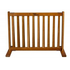 Amish Handcrafted Short Kensington 1 Panel Free Standing Gate