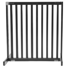 Amish Handcrafted Tall Kensington 1 Panel Free Standing Gate