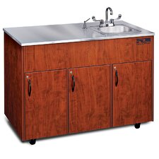 Ozark River Portable Sinks Silver Advantage 1