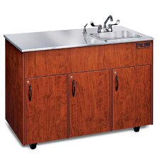 Ozark River Portable Sinks Silver Advantage 1D