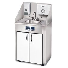 "Elite Series 26"" x 18"" Single Pro 1 Hand-Wash Sink"