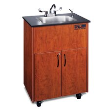 "Premier Series 26"" x 18"" Single 1D Hand-Wash Sink"