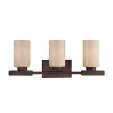 Berkley 3 Light Bath Vanity Light