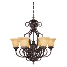 Knight 6 Light Chandelier