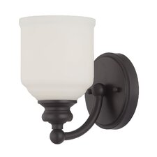 Melrose 1 Light Wall Sconce