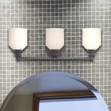 Melrose 3 Light Bath Bar