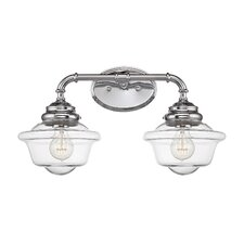 Fairfield 2 Light Vanity Light