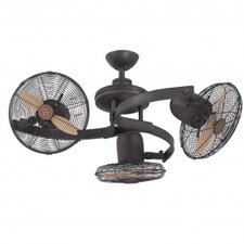 Circulaire III 2 Blade Ceiling Fan