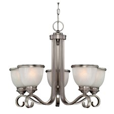 Willoughby 5 Light Chandelier