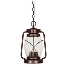 Smith Mountain 3 Light Outdoor Hanging Lantern