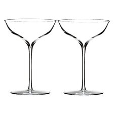 Elegance Champagne Belle Coupe (Set of 2)