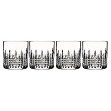 Lismore Diamond Straight Sided Tumbler (Set of 4)