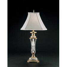 """Florence Court 29.5"""" H Table Lamp with Bell Shade"""