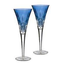 Lismore Flute Glass (Set of 2)
