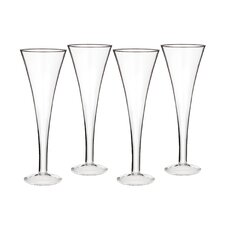 Vintage Flute Glass (Set of 4)