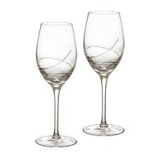 Ballet Ribbon Essence White Wine Glass (Set of 2)