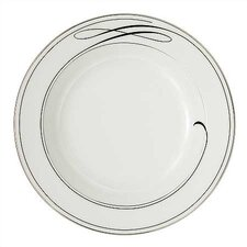 """Ballet Ribbon 9"""" Rim Soup Plate"""