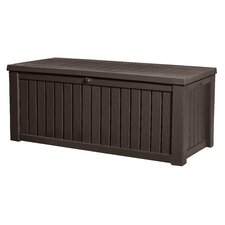 Rockwood 150 Gallon Plastic Deck Box