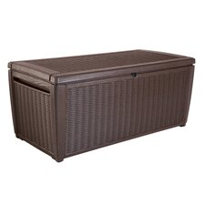 Sumatra 135 Gallon Plastic Deck Box