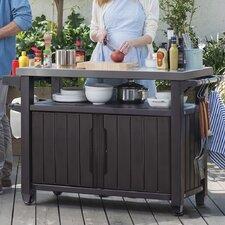 Unity Bar Serving Cart