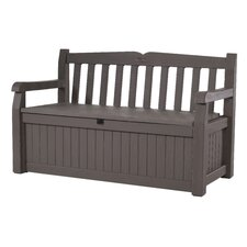 All Weather Outdoor 70 Gallon Storage Bench