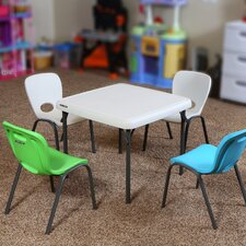 "24"" Square Folding Table"
