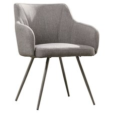 Soft Modern Occasional Arm Chair