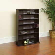 "Multimedia Storage 45.35"" Standard Bookcase"