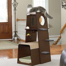 "43"" Modular Modern Cat Tree"