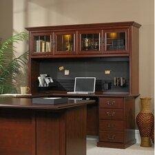 """Heritage Hill 41.5"""" H x 72.5"""" W Desk Hutch"""