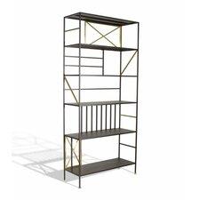 """Sauder Boutique 78.03"""" Accent Shelves Bookcase"""