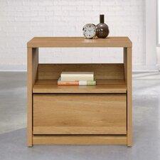 Soft Modern 1 Drawer Nightstand