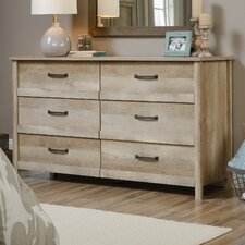 Cannery Bridge 6 Drawer Dresser