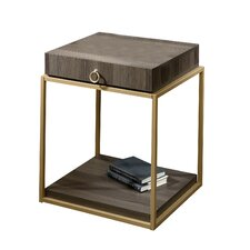 International Lux 1 Drawer  End Table
