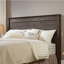 Carson Forge Full/Queen Wood Panel Headboard