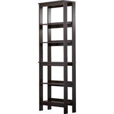 "Beginnings 5-Shelf 73.7"" Standard Bookcase"