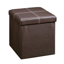 Beginnings Upholstered Storage Cube Ottoman