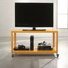 Soft Modern Collection Multi Cart TV Stand