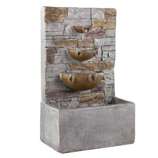 Payson Glass Reinforced Concrete Outdoor Fountain