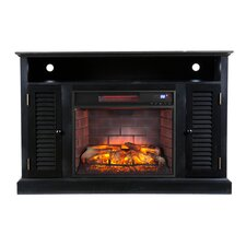 Carron Media Infrared Electric Fireplace