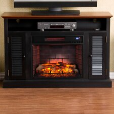 San Martino TV Stand Infrared Electric Fireplace