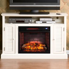 """Fox 46"""" TV Stand Infrared Electric Fireplace"""
