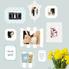 Picture Frame Wall Decal