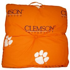NCAA Clemson Floor Pillow