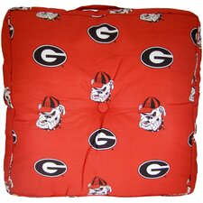 NCAA Georgia Floor Pillow
