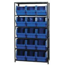 Small Shelf Giant Open Hopper Magnum Storage Unit