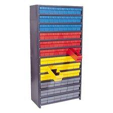 Closed Shelving Storage Units