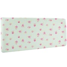 Country Flowers Single Panel Headboard